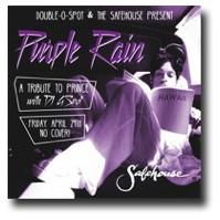 Purple Rain, A Prince Tribute at The Republik with DJ G-Spot