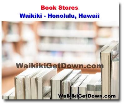 Waikiki Book Stores Honolulu Hawaii Waikiki Honolulu
