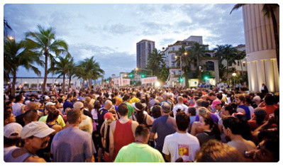 Great Aloha Run & Expo - Honolulu Hawaii 2019 - Kaimuki