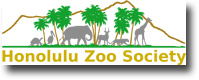 Honolulu Zoo Society - Waikiki, Hawaii