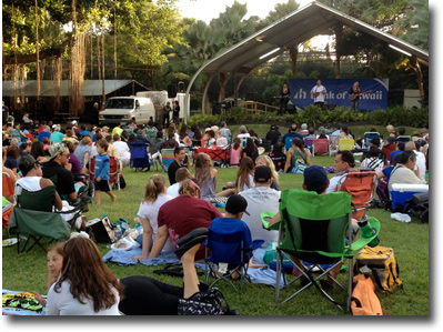 Honolulu Zoo The Wildest Show In Town Summer Concert Series 2017