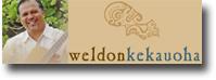 Weldon Kekauoha  - Ohelo Records - Hawaiian Musician