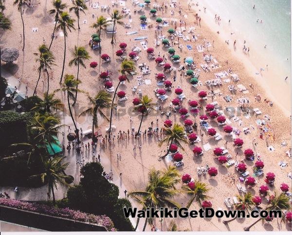 kahanamoku beach waikiki