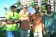 One great happy day for the Waikiki community!