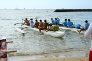 26 canoe teams vie for the championship