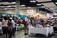 Craft Fair & Exhibition - Honolulu Festival Parade Waikiki Honolulu Hawaii 05