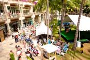 Performance (Waikiki Beach Walk) - Honolulu Festival Parade Waikiki Honolulu Hawaii 29